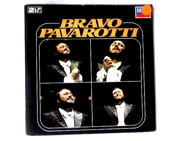 Bravo Pavarotti 2xLP COMP By Luciano Pavarotti