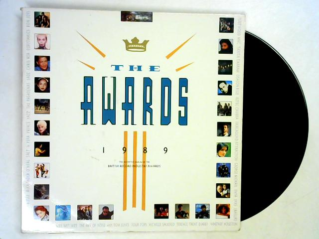 The Awards 1989 2xLP By Various