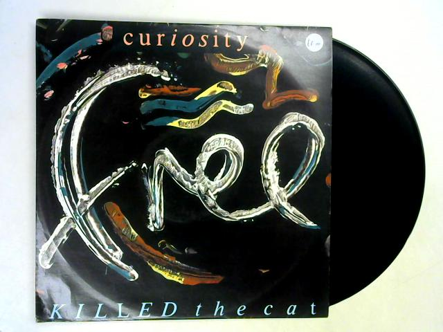 Free 12in 1st By Curiosity Killed The Cat
