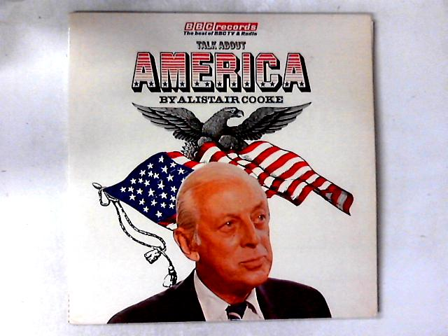 Talk About America 2xLP By Alistair Cooke (2)