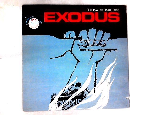 Exodus - Original Soundtrack LP By Ernest Gold