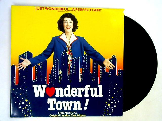 Wonderful Town! The Musical: Original London Cast Album LP 1st By Leonard Bernstein
