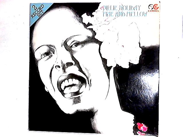 Fine And Mellow 2LP Comp By Billie Holiday