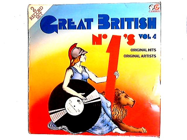 Great British No. 1's Vol.4 2LP Comp By Various