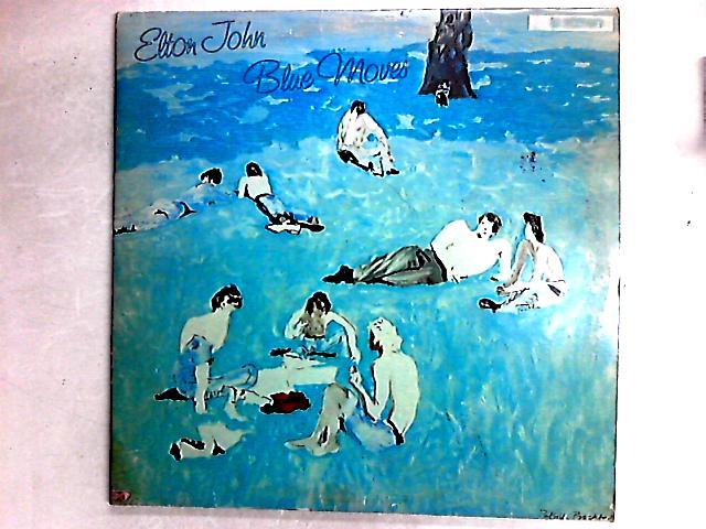 Blue Moves 2LP Gat by Elton John
