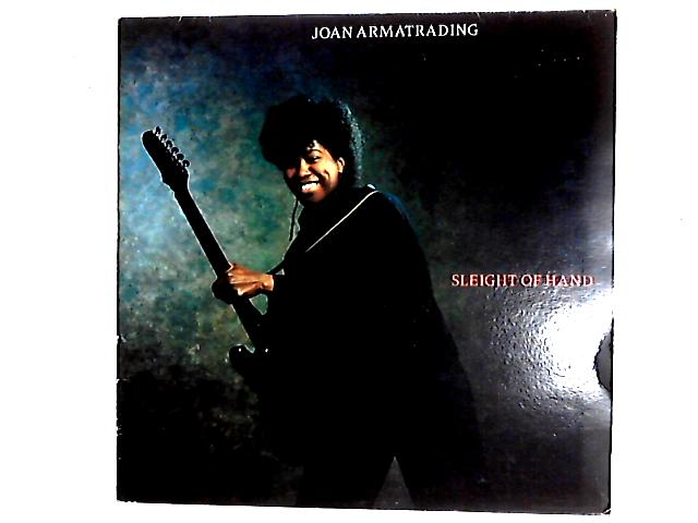 Sleight Of Hand LP By Joan Armatrading