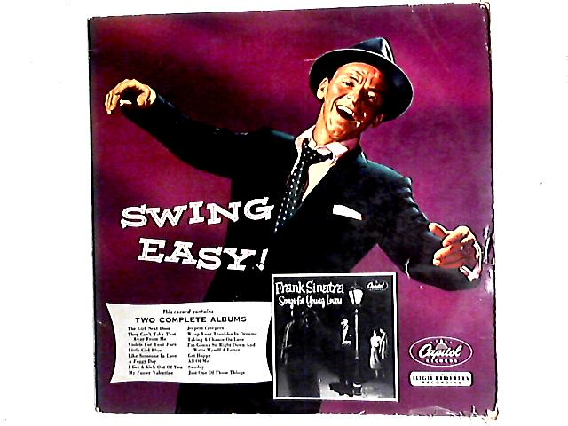 Swing Easy! And Songs For Young Lovers LP By Frank Sinatra