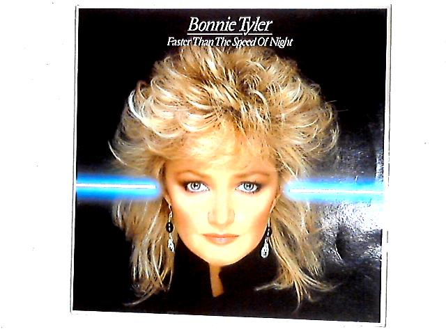 Faster Than The Speed Of Night LP By Bonnie Tyler