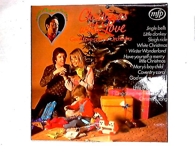 Christmas With Love LP By Geoff Love & His Orchestra