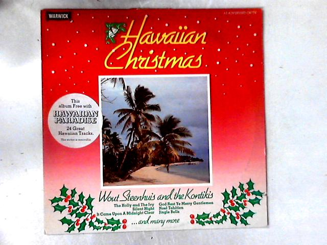 Hawaiian Christmas LP by Wout Steenhuis & The Kontikis