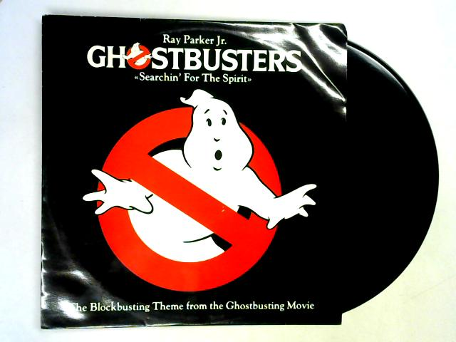 Ghostbusters (Searchin' For The Spirit) 12in By Ray Parker Jr.