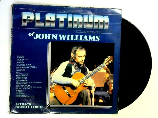 The Platinum Collection Of 2LP 1st By John Williams