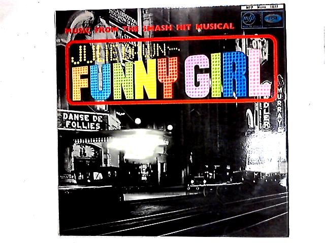 Music From The Smash Hit Musical Funny Girl LP By Various