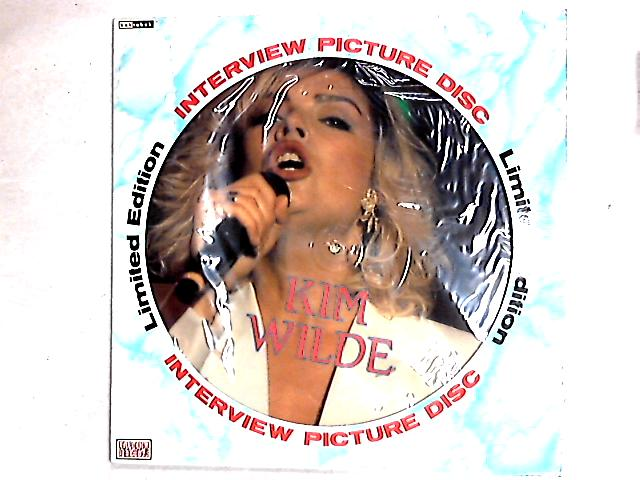 Limited Edition Interview Picture Disc LP by Kim Wilde