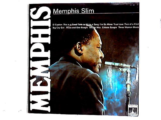Memphis Slim LP By Memphis Slim