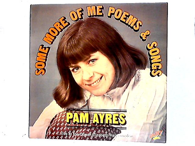 Some More Of Me Poems & Songs LP by Pam Ayres
