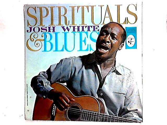 Spirituals & Blues LP By Josh White