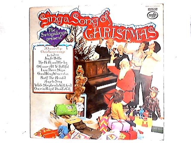 Singa Song Of Christmas LP by The Swingalongs