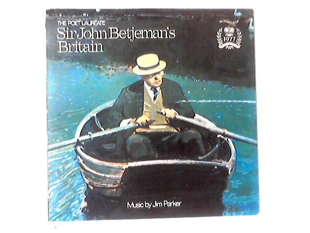 The Poet Laureate Sir John Betjeman's Britain LP By John Betjeman