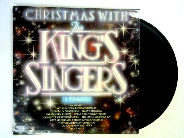 Christmas With The King's Singers LP by The King's Singers