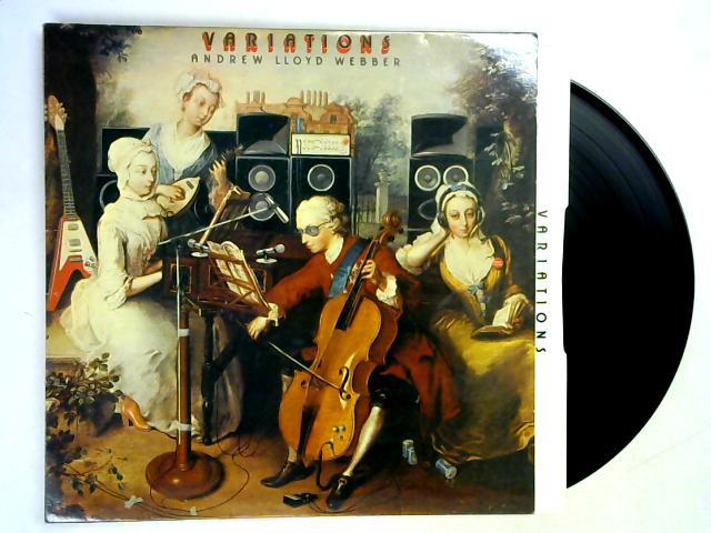 Variations LP By Andrew Lloyd Webber