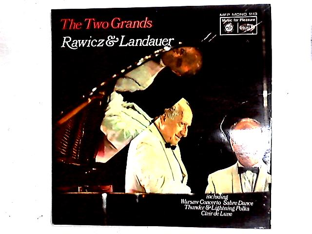 The Two Grands LP By Rawicz & Landauer