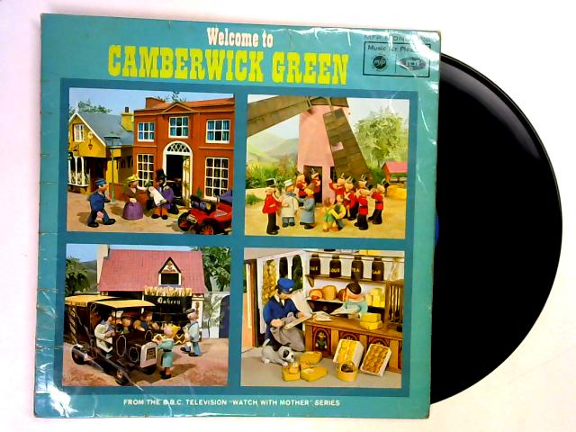 Welcome To Camberwick Green LP 1st By Brian Cant & Freddie Phillips