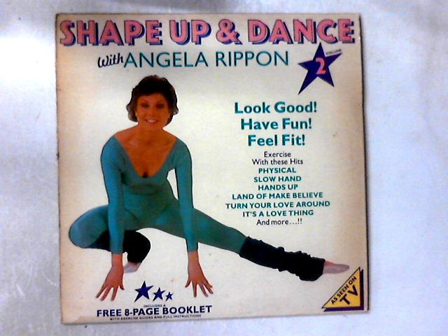 Shape Up & Dance Volume 2 LP + GUIDE by Angela Rippon
