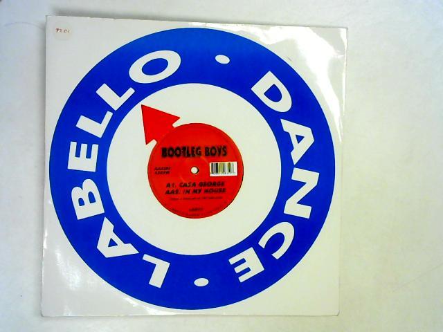 Casa George 12in 1st By Bootleg Boys