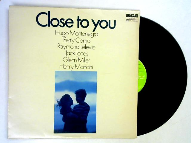 Close To You LP 1st By Various