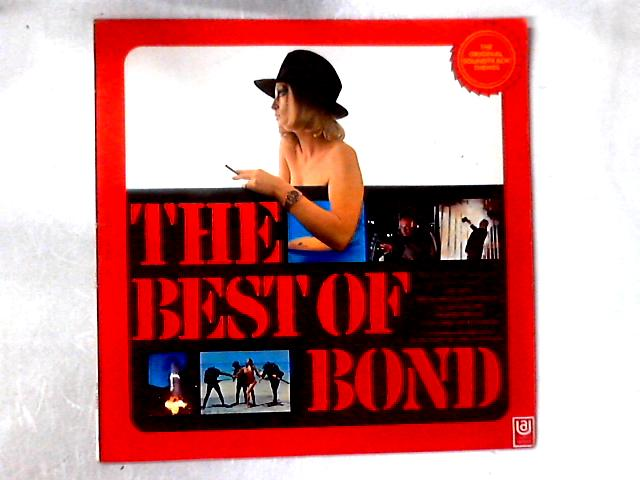 The Best Of Bond - The Original Soundtrack Themes LP COMP By Various