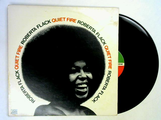Quiet Fire LP by Roberta Flack