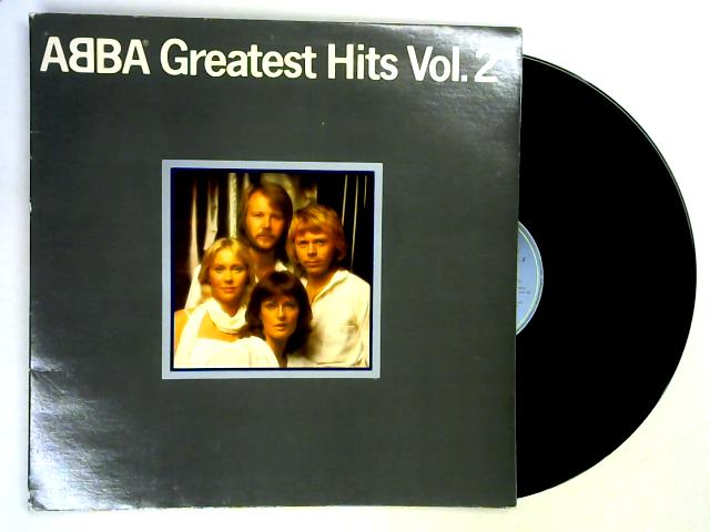 Greatest Hits Vol. 2 LP by ABBA