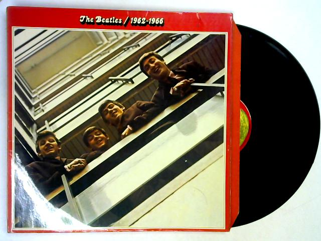 1962–1966 2LP by The Beatles