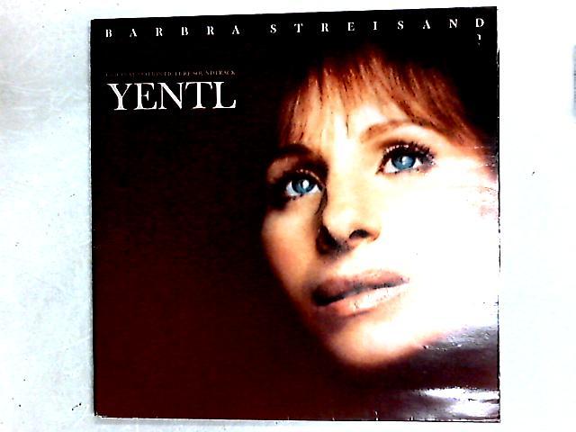 Yentl - Original Motion Picture Soundtrack LP Gat By Barbra Streisand