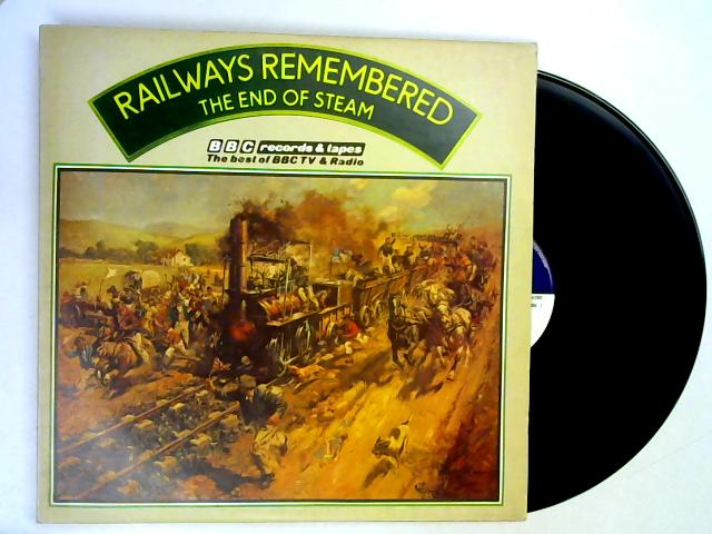 Railways Remembered / The End of Steam 2LP by No Artist