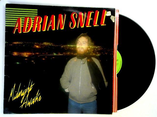 Midnight Awake LP by Adrian Snell