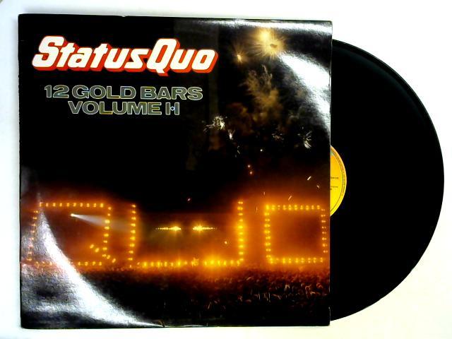 12 Gold Bars Volume I+I 2LP pr by Status Quo