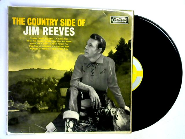 The Country Side Of Jim Reeves LP by Jim Reeves