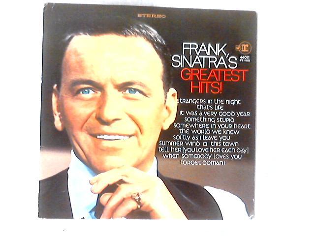 Frank Sinatra's Greatest Hits! LP COMP by Frank Sinatra