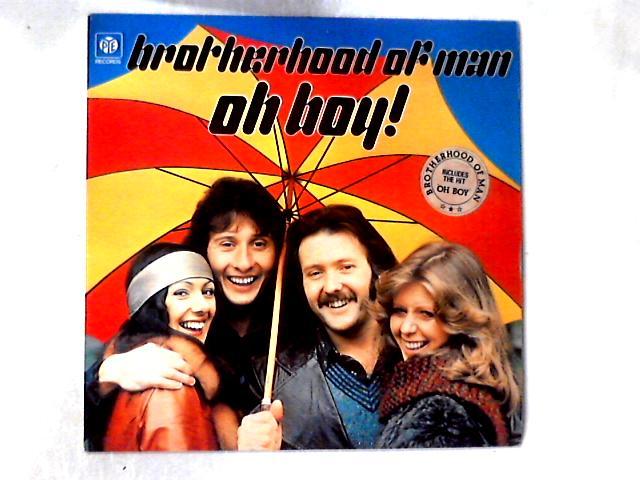 Oh Boy! LP by Brotherhood Of Man