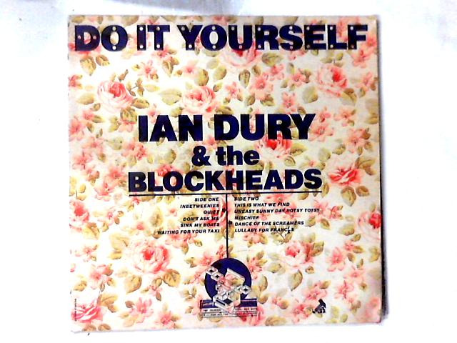 Do It Yourself LP by Ian Dury And The Blockheads