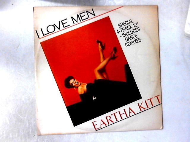 I Love Men LP by Eartha Kitt