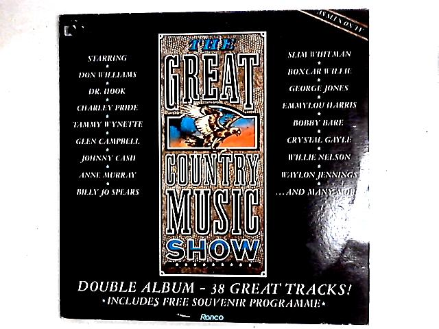 The Great Country Music Show 2LP Comp Gat By Various