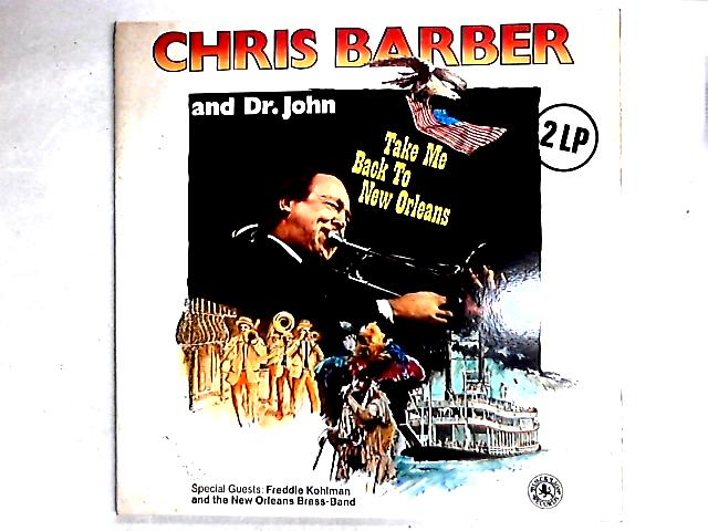 Take Me Back To New Orleans 2LP Gat by Chris Barber