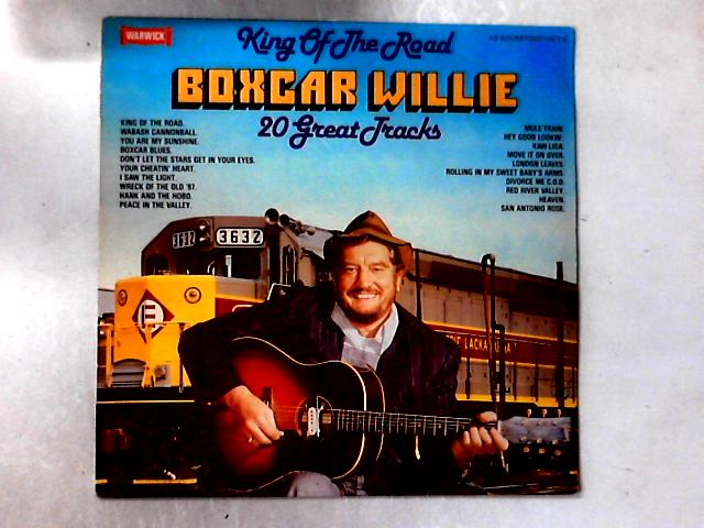King Of The Road LP COMP By Boxcar Willie