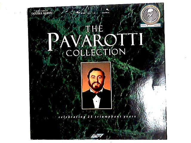 The Pavarotti Collection 2LP Comp By Luciano Pavarotti