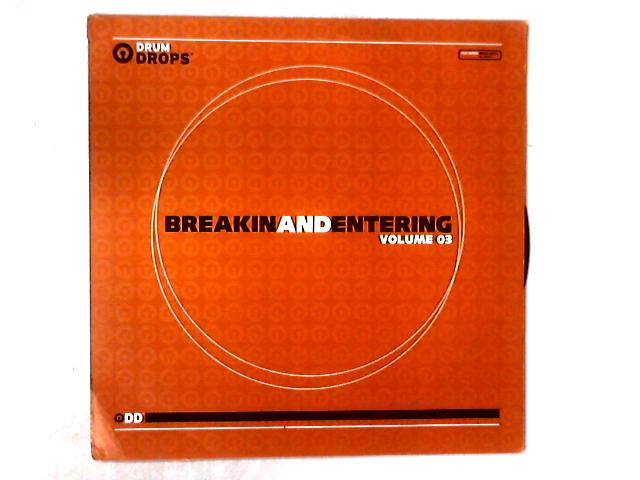 Breakin And Entering Volume 03 12in By The Rhythm Killers