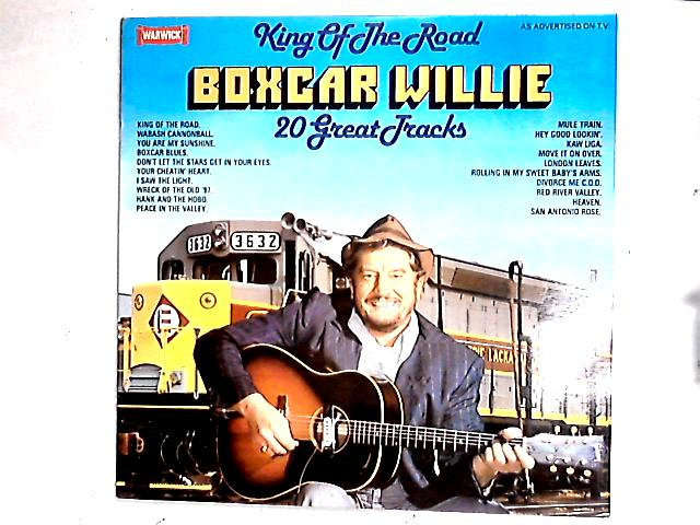 King Of The Road Comp By Boxcar Willie