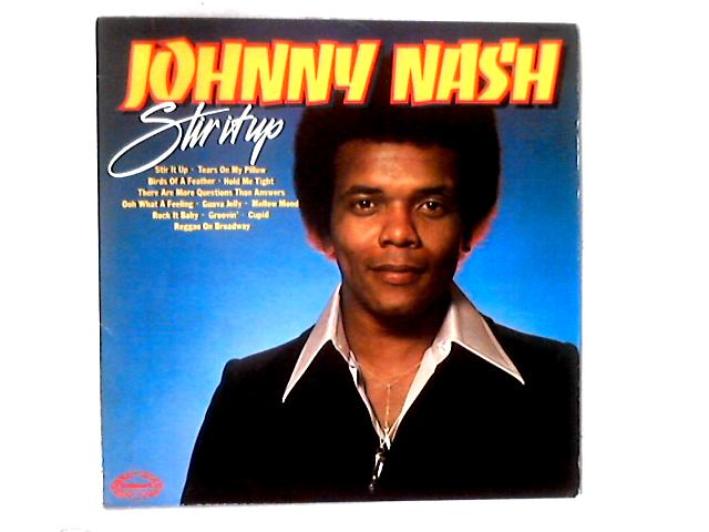 Stir It Up LP By Johnny Nash
